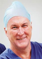 Glenferrie Private Hospital specialist Donald Collie